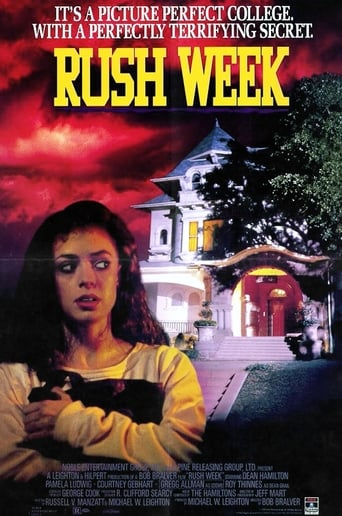 Poster of Rush Week