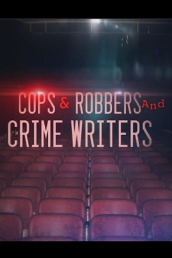 Poster of A Night at the Movies: Cops & Robbers and Crime Writers