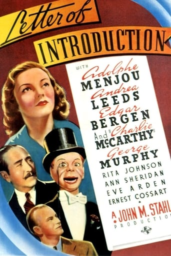 Poster of Letter of Introduction