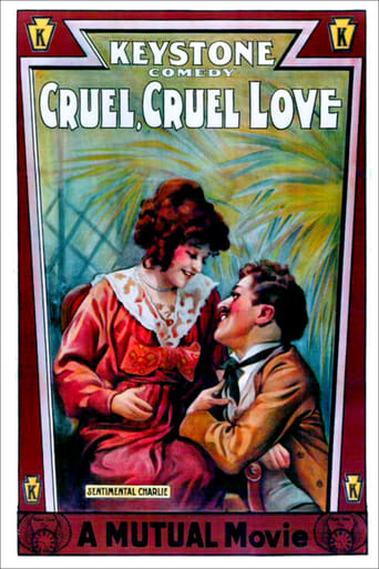 Poster of Cruel, Cruel Love