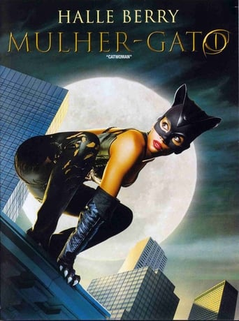 Mulher-Gato - Poster