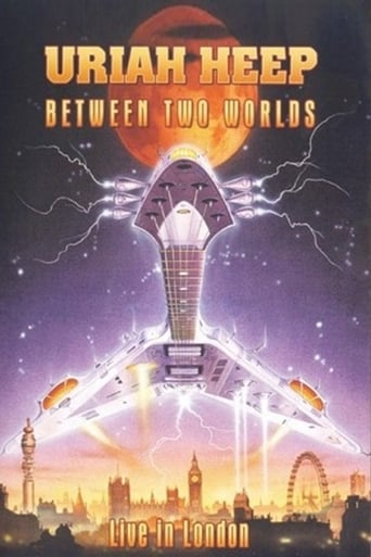 Poster of Uriah Heep - Between Two Worlds