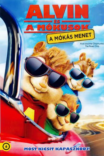 Poster of Alvin és a mókusok: A mókás menet