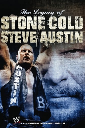 Poster of WWE: The Legacy of Stone Cold Steve Austin