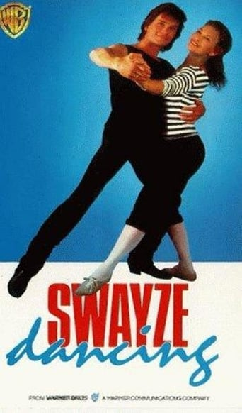 Poster of Swayze Dancing