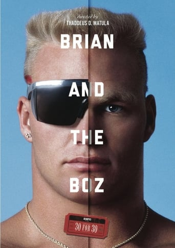 Poster of Brian and the Boz