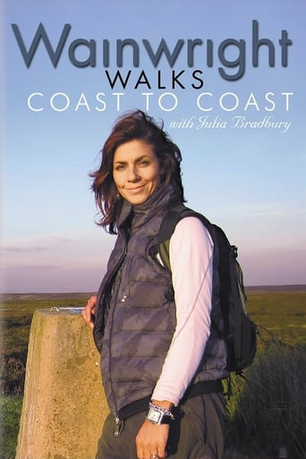 Wainwright Walks: Coast To Coast poster