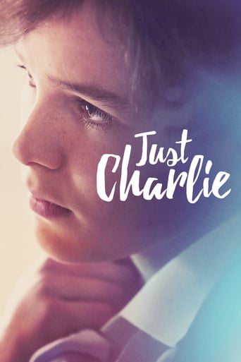 Poster of Just Charlie - Diventa chi sei