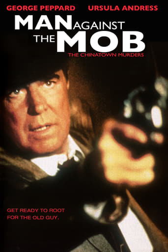 Poster of Man Against the Mob: The Chinatown Murders