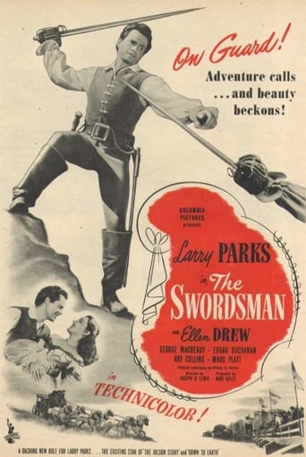 Poster of The Swordsman