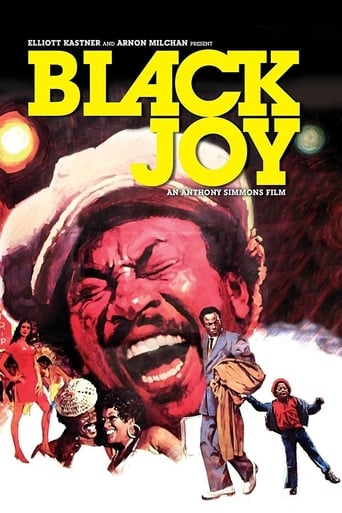 Poster of Black Joy