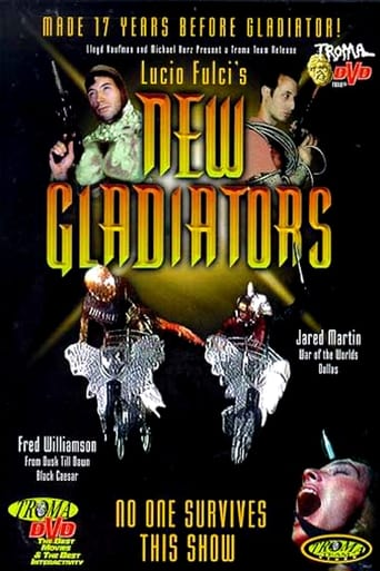 Poster of The New Gladiators