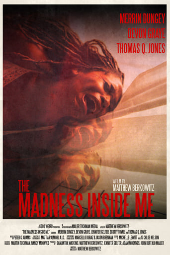 Poster Madness Inside Me