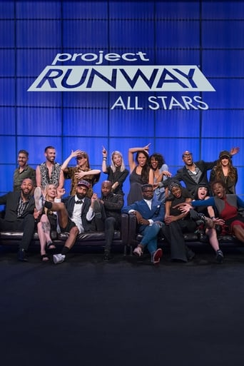 Poster of Project Runway All Stars