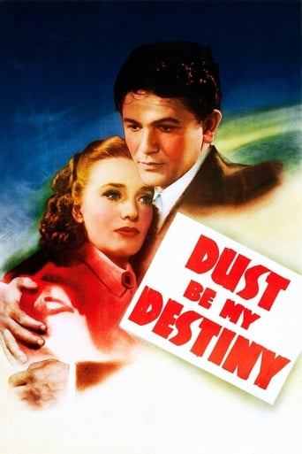 Poster of Dust Be My Destiny