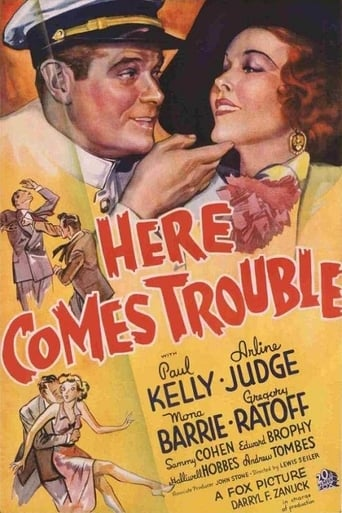 Poster of Here Comes Trouble