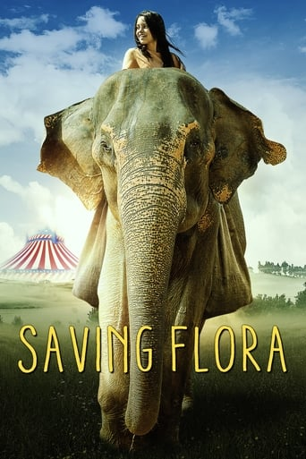 Poster of Saving Flora