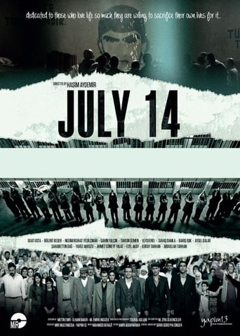 Poster of July 14
