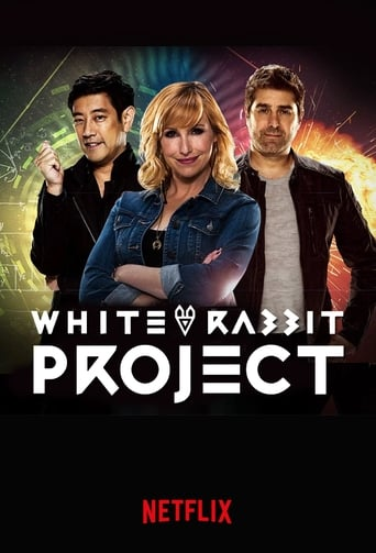 White Rabbit Project Poster