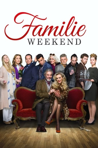 Poster of Family Weekend