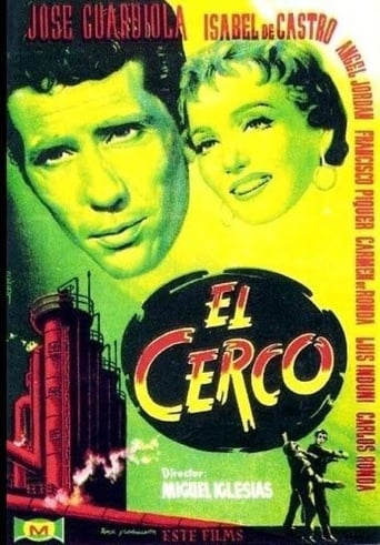 Poster of El cerco