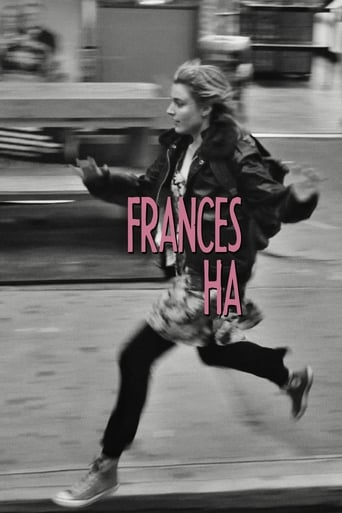 Poster of Frances Ha