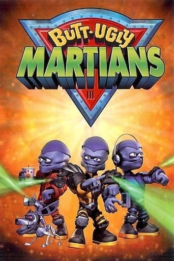 Poster of Butt-Ugly Martians