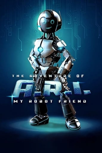 voir film The Adventure of A.R.I. My Robot Friend streaming vf