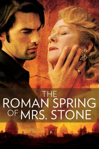 Poster of The Roman Spring of Mrs. Stone