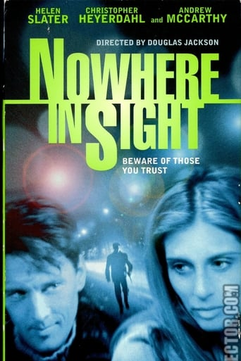 Poster of Nowhere in Sight
