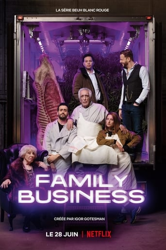 Family Business 1ª Temporada - Poster
