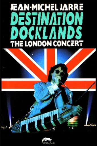 Jean-Michel Jarre - Destination Docklands - The London Concert