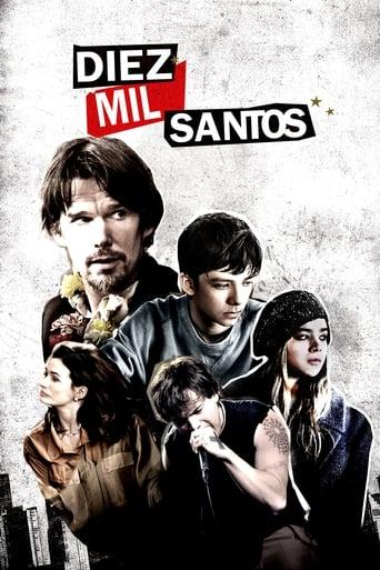 Poster of Diez mil santos