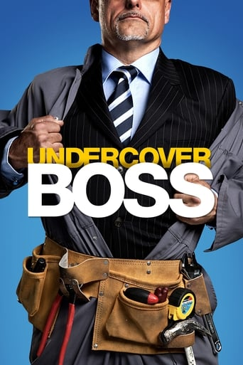 Poster of Undercover Boss
