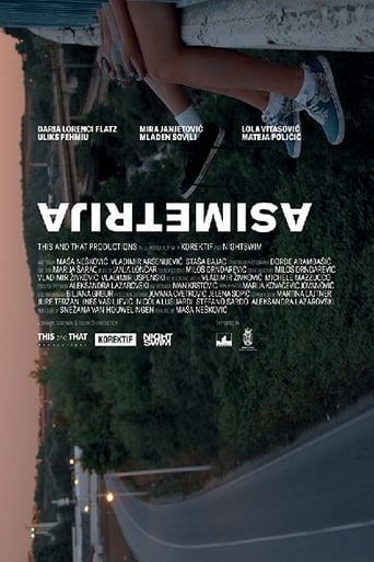 Poster of Asymmetry