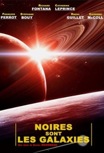 Poster of Black Galaxies