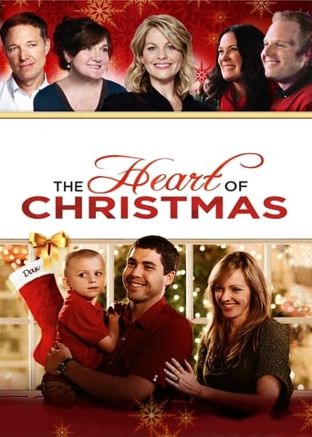 Poster of The Heart of Christmas