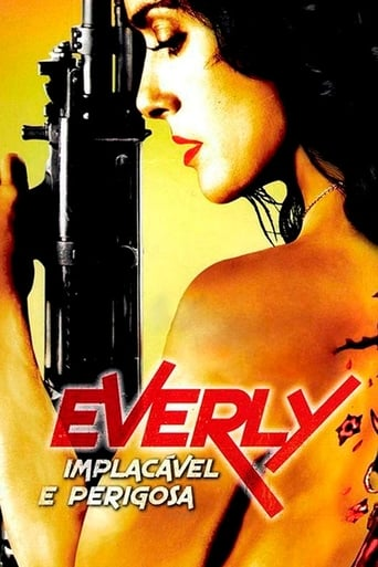 Everly - Implacavél e Perigosa - Poster