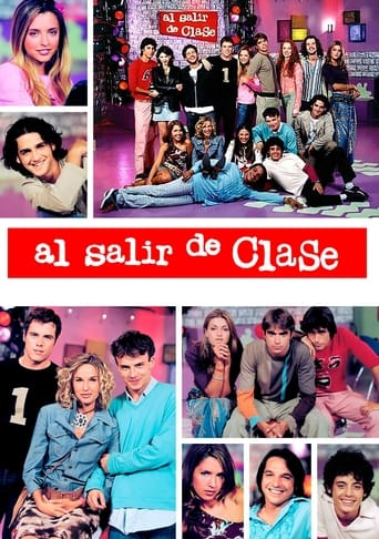 Al salir de clase - Drama / 1997 / 5 Staffeln