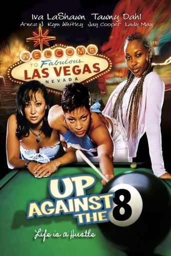 Poster of Up Against the 8 Ball