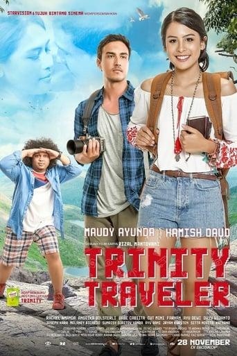 Poster of Trinity Traveler