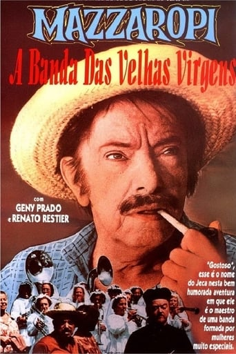 Poster of A Banda das Velhas Virgens