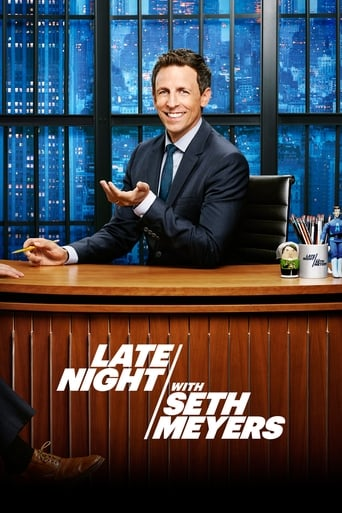 Poster of Late Night with Seth Meyers