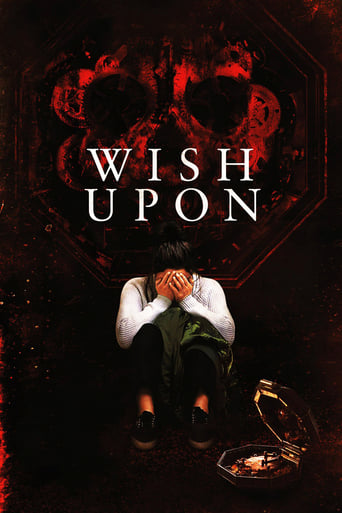 Poster of Wish Upon fragman