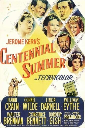 Poster of Centennial Summer
