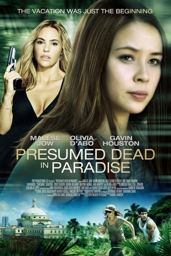 Poster of Presumed Dead In Paradise
