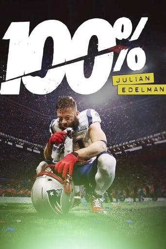 100%: Julian Edelman Movie Poster