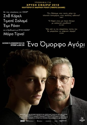 Poster of Ένα Όμορφο Αγόρι