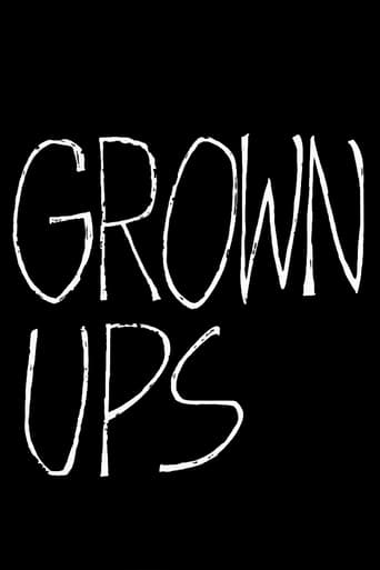 Poster of Grown Ups