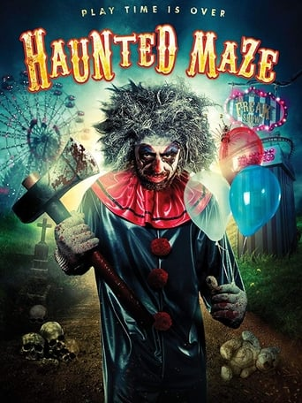Poster of Haunted Maze